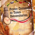 Primer Certamen de Tunas Universitarias - 9 de diciembre de 2012