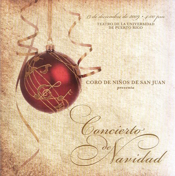 Coros de niños de San Juan - 13 de diciembre
