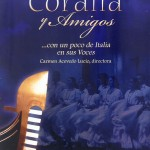 Coralia y Amigos - 25 de junio