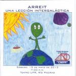 Arreit, Una Lección Intergaláctica - 19 de mayo de 2012